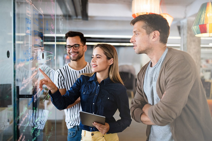 Business Strategie für mehr Erfolg